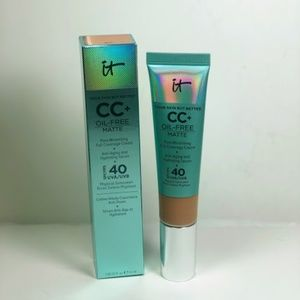 It Cosmetics CC+ Matte Pore Minimize Serum RICH